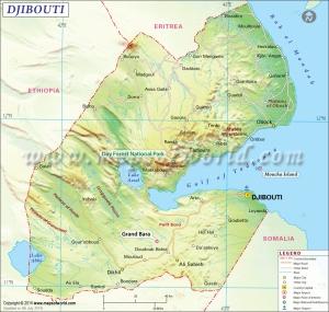 Fireworks In Djibouti Marieqrogers - Where is djibouti