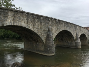 Historic Bridge on Opequon Creek