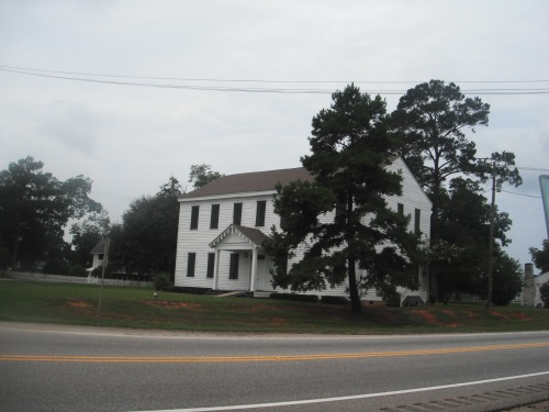 Masonic Lodge 3